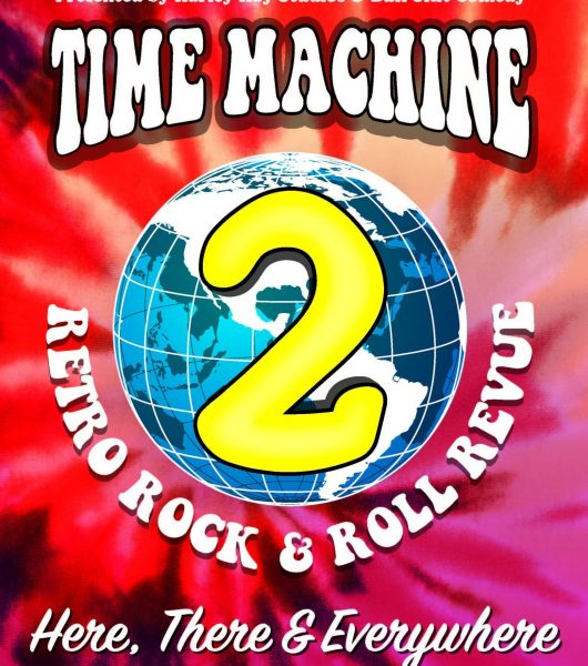 Time Machine 2 Poster rev 3